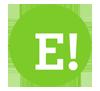 Eurekar E! Logo
